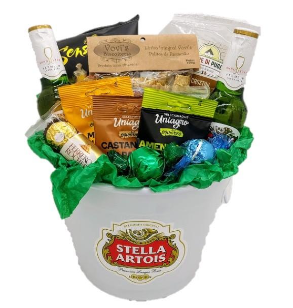 Balde de Cerveja Stella Artois