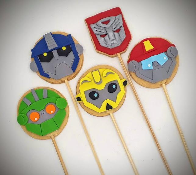Biscoito Transformers