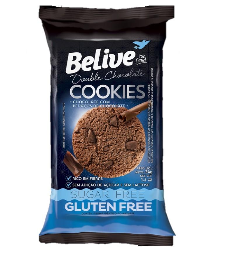 Cookies diet sem glúten 34g
