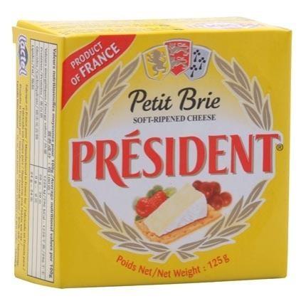 Queijo Francês Petit Brie 125g