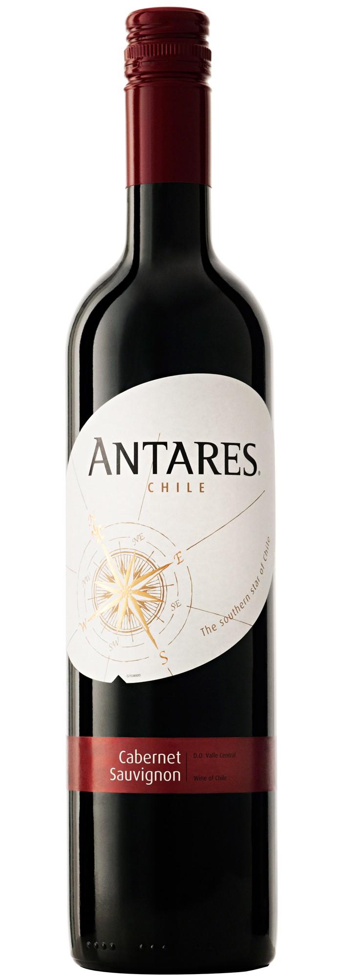 Vinho Chileno Antares 750ml