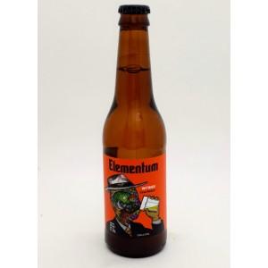 Cerveja artesanal Elementum Wittbier 355ml