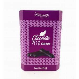 Língua de Gato Chocolate 70%