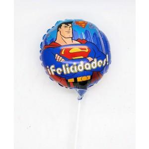 Balão Metalizado Super Homem