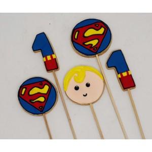 Biscoito Super Homem