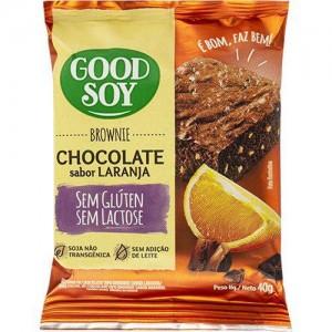 Brownie sem Glúten e sem Lactose 40g