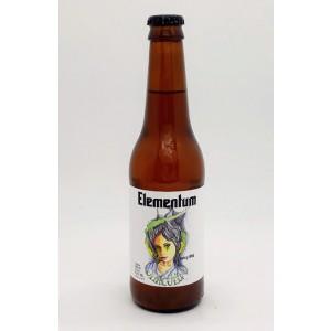 Cerveja artesanal Elementum Juicy IPA 355ml