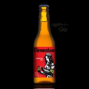 Cerveja artesanal Elementum IPA 355ml