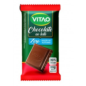 Chocolate Zero açúcares 22g