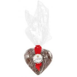 Coração de chocolate 240g