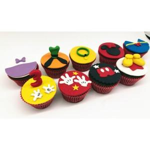 Cupcake Turma do Mickey