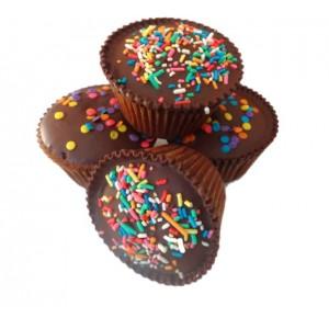 Cupcake recheado