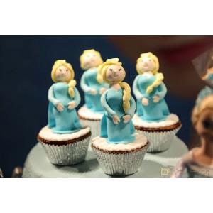 Cupcake Frozen 3D G