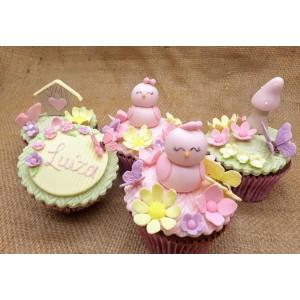 Cupcake Jardim