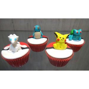 Cupcake 3D Pokémon