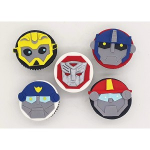 Cupcake Transformers
