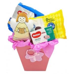 Caixa Bebê Rosa