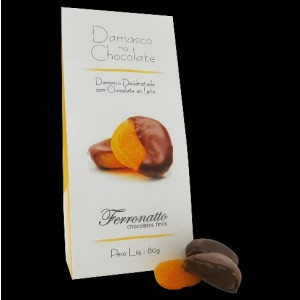 Damasco cm Chocolate
