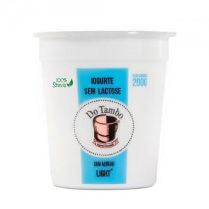 Iogurte do Tambo SEM LACTOSE 200g