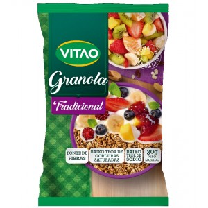Granola Tradicional 30g