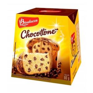 Mini Chocotone Bauducco 80g