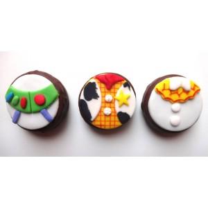 Mini Alfajor Toy Story
