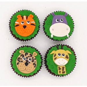Mini Cupcake Selva
