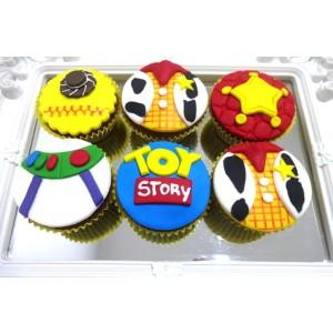 Mini Cupcake Toy Story