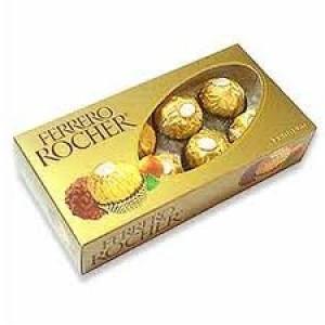 Caixa de Ferrero Rocher (8 unid)