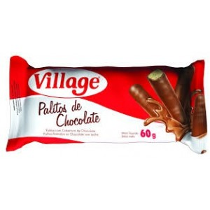 Palitos de chocolate 60gr