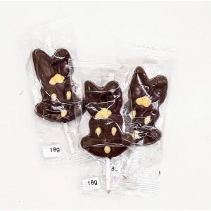Pirulito de chocolate de Coelho