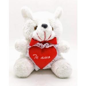 Urso com Coração M
