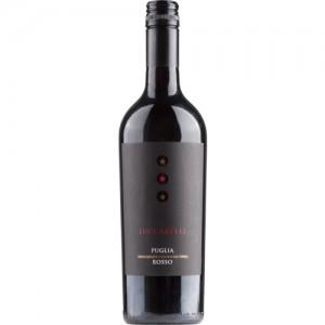 Vinho Italiano Luccarelli Rosso 750ml