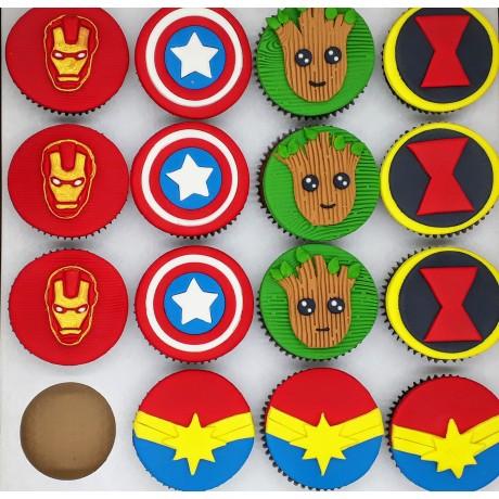Cupcake Vingadores