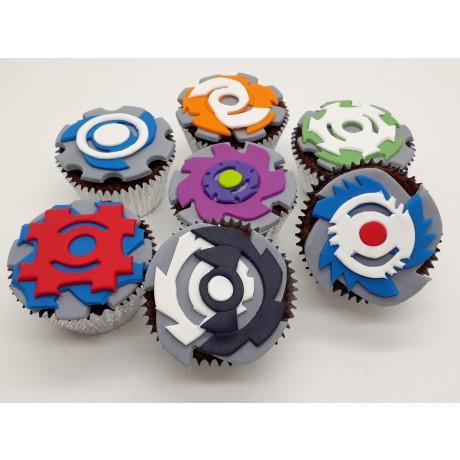 Cupcake Beyblade