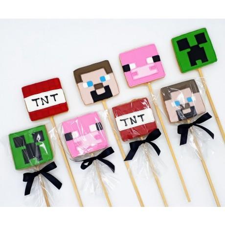 Biscoito Minecraft