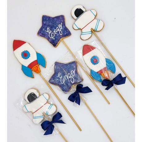 Biscoito Astronauta