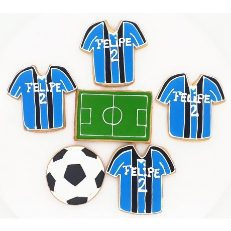 Biscoito Futebol