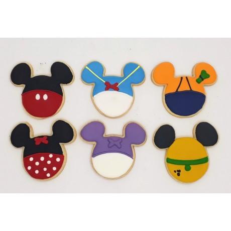 Biscoito Turma do Mickey