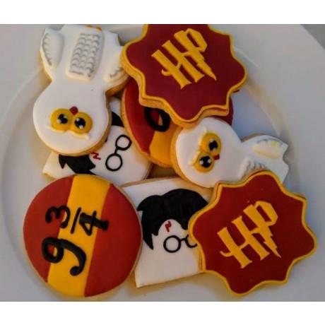 Biscoito Harry Potter