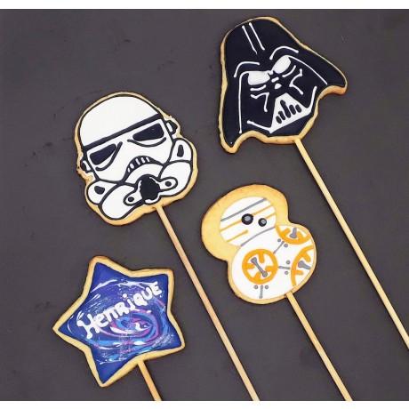 Biscoito Star Wars