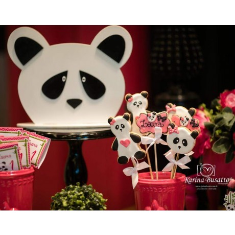 Biscoito Panda