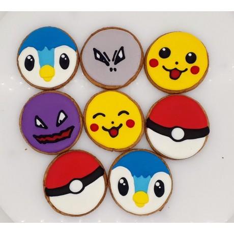 Biscoito Pokémon
