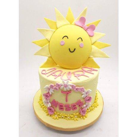 Mini Bolo Sunshine