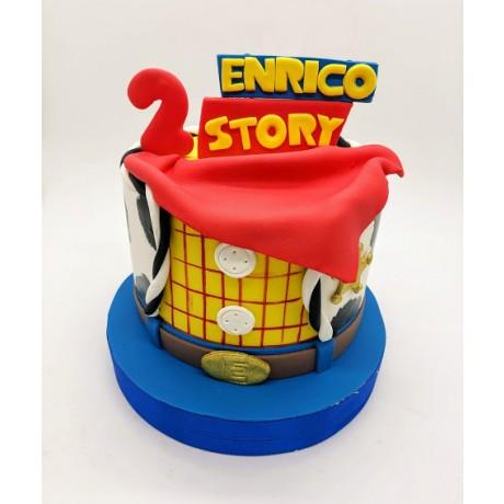 Mini Bolo Toy Story