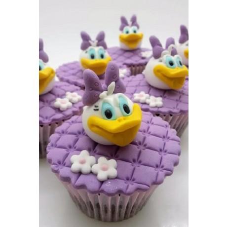 Cupcake 3D médio Margarida