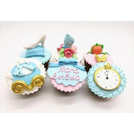Cupcake Cinderela