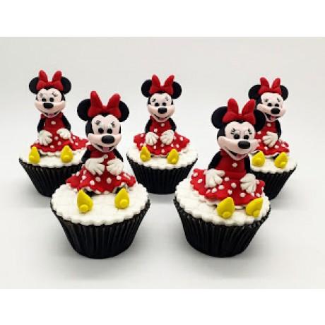 Cupcake 3D Minnie