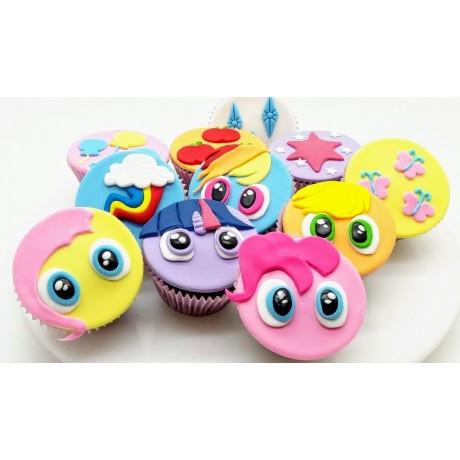Cupcake My Little Ponny