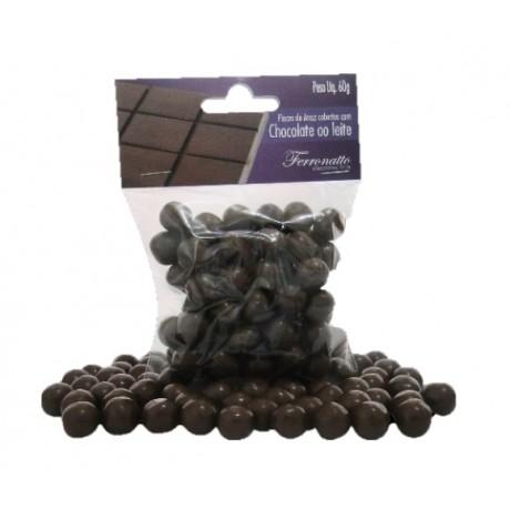 Drágeas de Chocolate